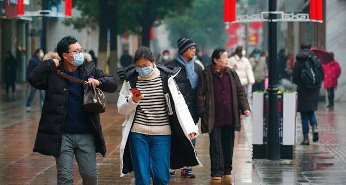 Virus cinese infetta il mondo