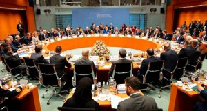 conclusa riunione sulla Libia a Berlino
