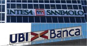 Intesa San Paolo vuole l'ubi banca