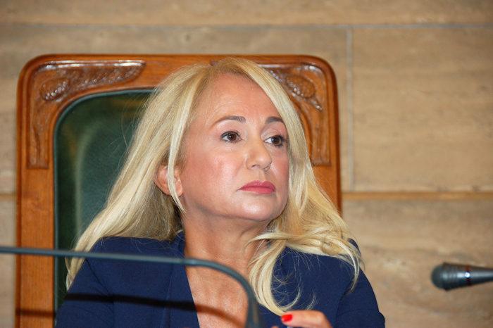 Assessore comunale Paola Piroddi