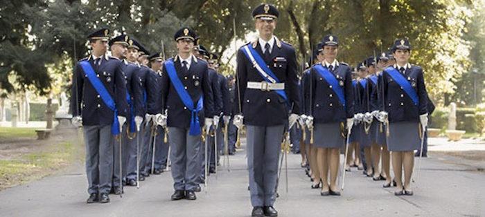 Ricorrenza del 168_mo anniversario della fondazione della Polizia di Stato