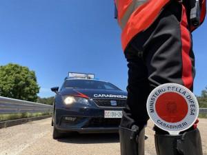 Operazione dei carabinieri di San Teodoro