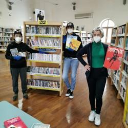 biblioteca comunale Sennori 2