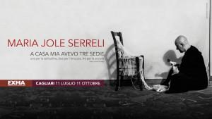 A casa mia avevo tre sedie con Maria Jole Serreli