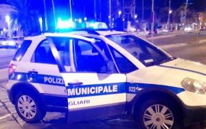 polizia municipale cagliari