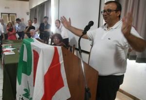 Emanuele Cani nuovo segretario Pd sardo