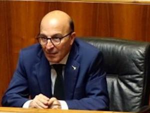 Assessore Sanita' Mario Nieddu