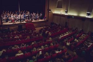 Creuza de Ma' 2018 - Carloforte - Concerto della Banda Musicale Citta' di Carloforte Angelo Aste - foto Sara Deidda
