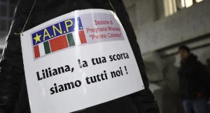 A Milano oltre 5 mila persone al presidio per difendere la Segre