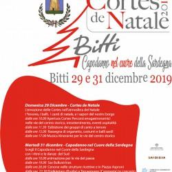 Programma Cortes e Capodanno 2019