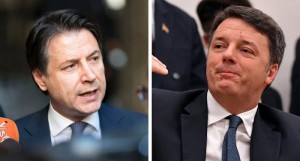 Conte verso Renzi_fa opposizione maleducata