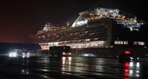 Corona Virus_sulla nave da crociera aumentano i casi di contaggio