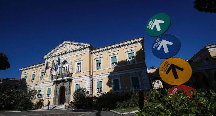 Ospedale spallanzani Roma2