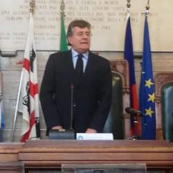 Edoardo Tocco presidente Consiglio comunale Ca
