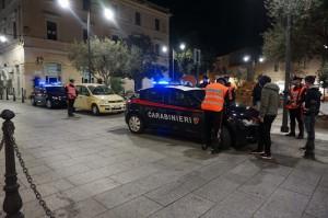Coronavirus_concontrolli dei carabinieri del comando provinciale di Sassari