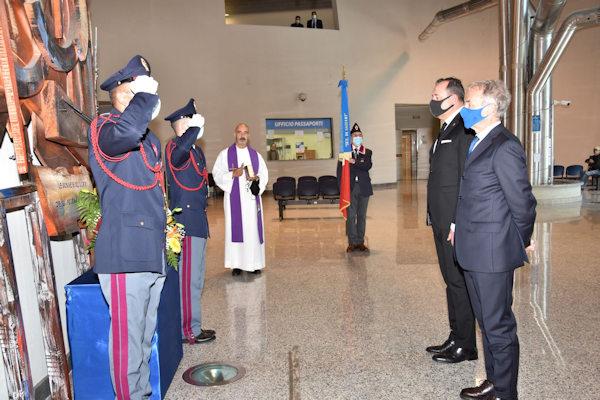 Ricorrenza del 2 novembre nella Questura di Sassari ...